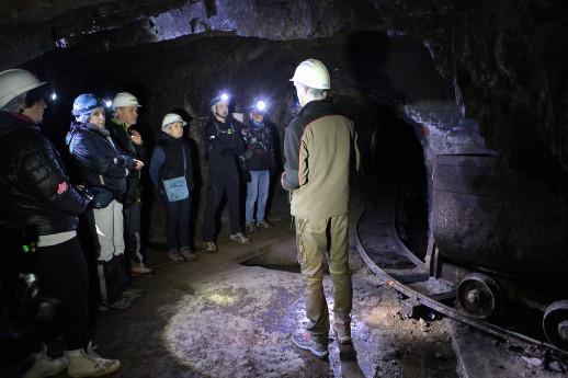 Miniera Sant'Aloisio - Trekking Minerario