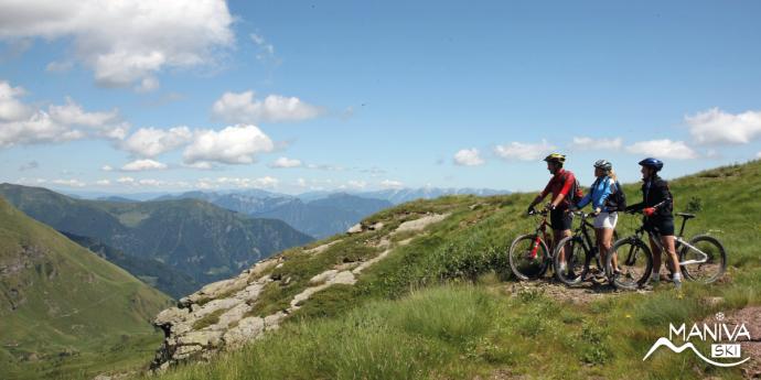 """Bike Paradise"" Monte Maniva"