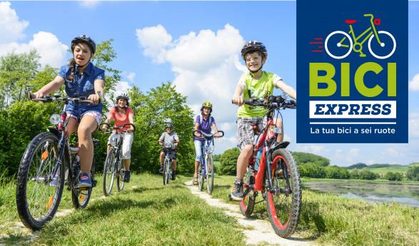 BiciExpress: bici+bus alla scoperta del territorio pavese.