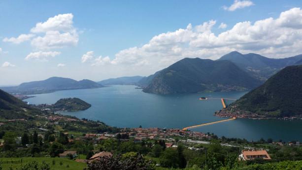 Terra e lago. Iseo e Montisola