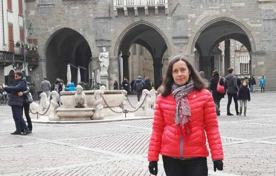 Visita guidata di Bergamo in svedese o italiano con Helen