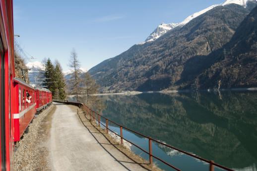 Due giorni in Valtellina con Trenino Rosso del Bernina