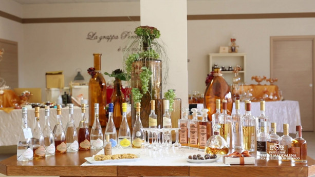 Tre generazioni di grappe in Franciacorta