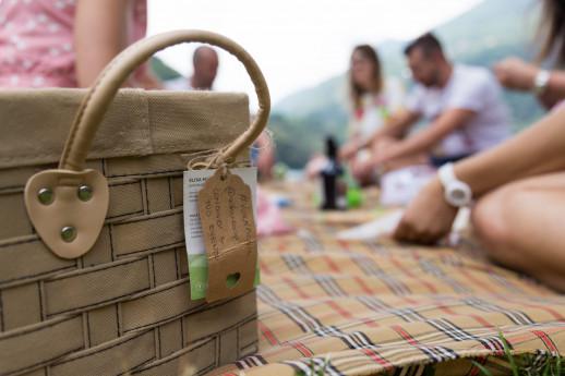 Voilà… il picnic