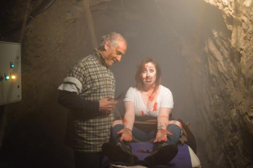 Halloween in Miniera