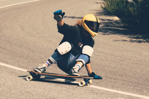 Longboard advanced course