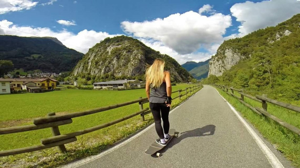 Longboard course for beginners
