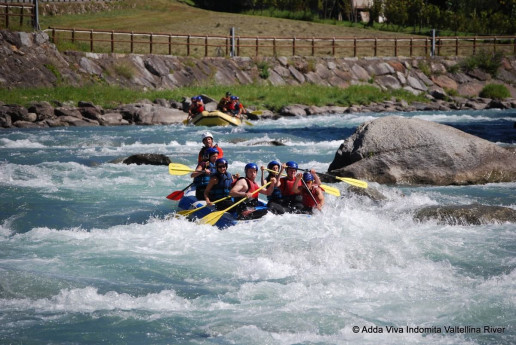 Adrenaline Rafting: Master the Waters