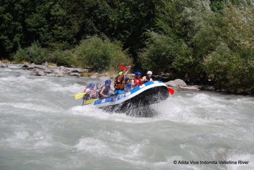 2RunDoubleFun: Rafting ad Alta Intensità