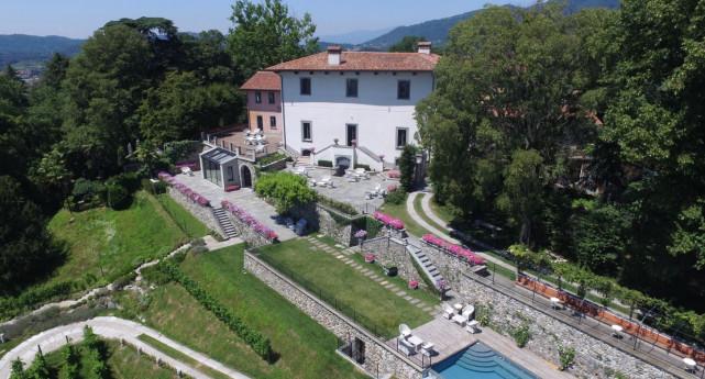 Leonardo e la cucina - visita serale a Villa Calchi