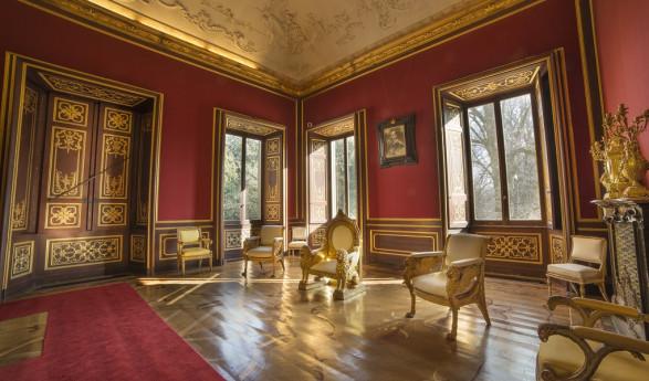 Visita gli Appartamenti Reali della Reggia di Monza!