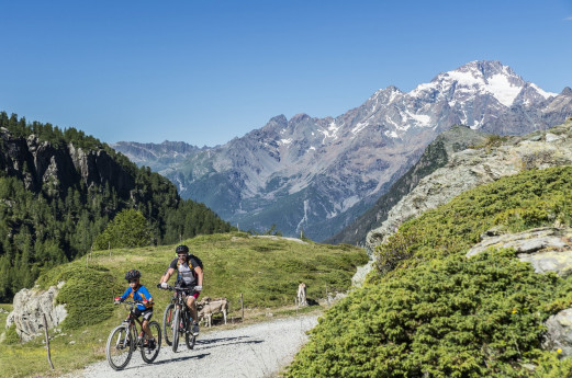 Train & Bike - Valtellina e Valmalenco