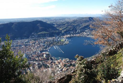 Il lago di Como e le sue dame