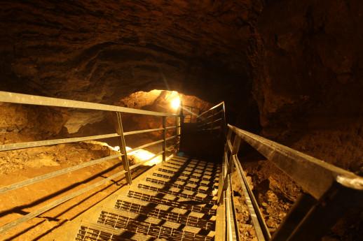 Escursione Grotta Remeron