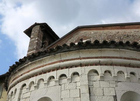 La chiesa di San Giacomo al Mella