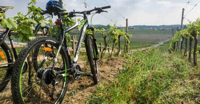 Bike tour Saten