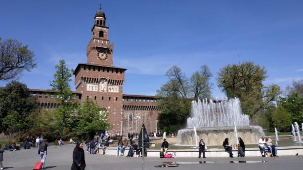 Tour del Castello Sforzesco e Pietà Rondanini