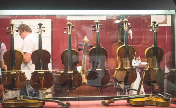 Cremona, la città dei violini