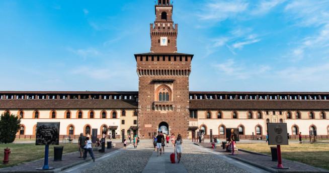Visita guidata al Castello Sforzesco