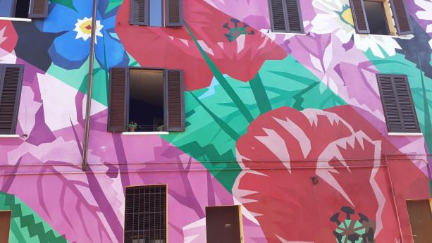 I murales all'Ortica