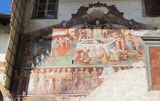 Clusone, gemma della Val Seriana