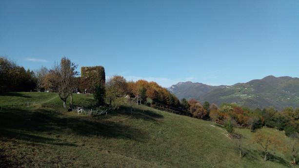 Escursione: in cammino nella valle del Giongo