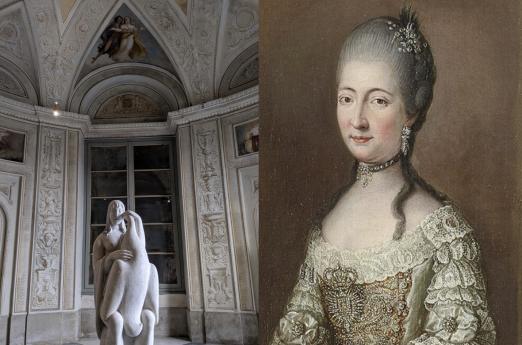 """La """"Reggia fatata"""" di Maria Beatrice d'Este"""