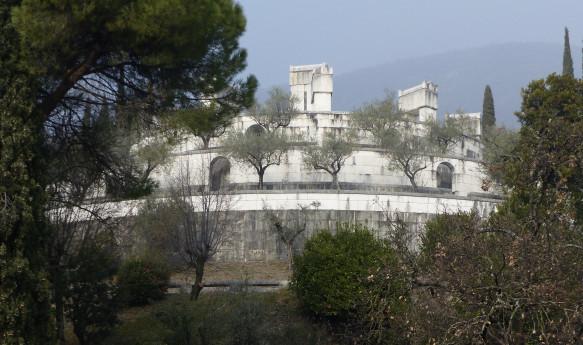 Il giardino del Poeta: il Vittoriale degli Italiani