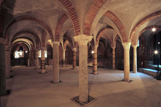 Milano sotterranea e segreta
