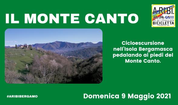 Cicloescursione del Monte Canto