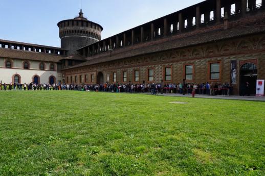 Storia di corte al Castello Sforzesco – Incontro Virtuale