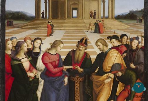 Raffaello a Milano – Incontro Virtuale