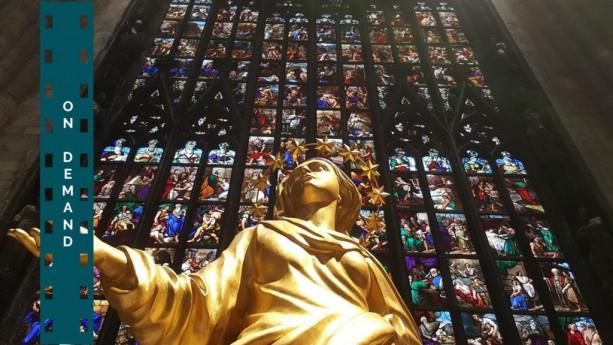 Le vetrate istoriate del Duomo – Incontro Virtuale