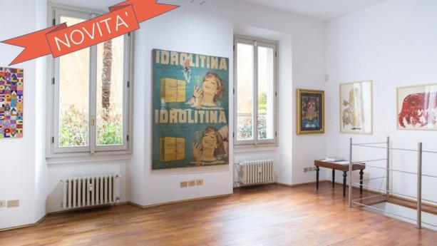 Fra le gallerie d'arte contemporanea in zona Magenta