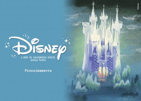 Mostra Disney. L'arte di raccontare storie senza tempo al Mudec