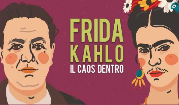 Mostra di Frida Kahlo alla Fabbrica del Vapore