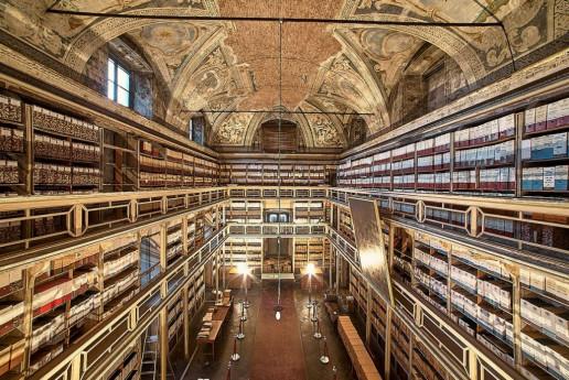 Ar.Se, Archivio Storico e Cripta della Ca' Granda