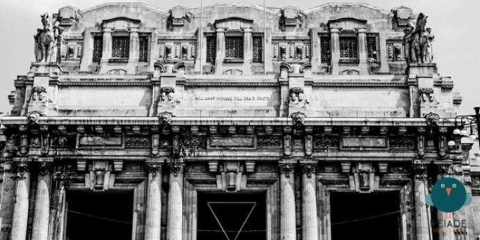 La Stazione Centrale di Milano