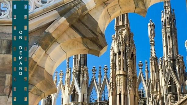 Le sculture delle terrazze del Duomo – Incontro Virtuale