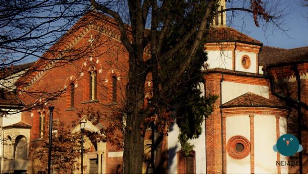 La Basilica di Sant'Eustorgio