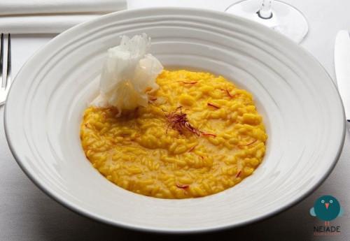 Degustazione e conferenza: dal riso al risotto giallo