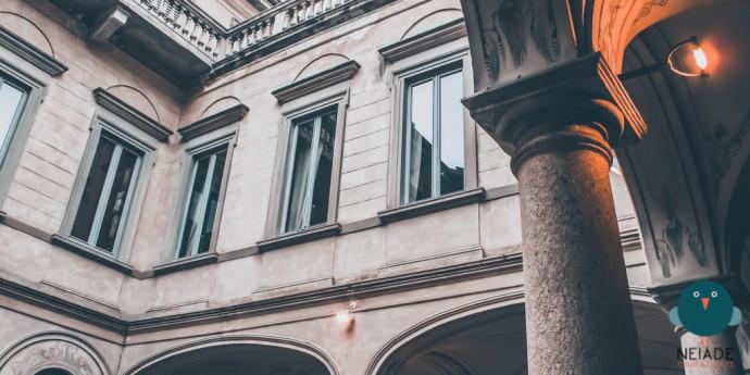 Palazzo Morando e il Quadrilatero della Moda