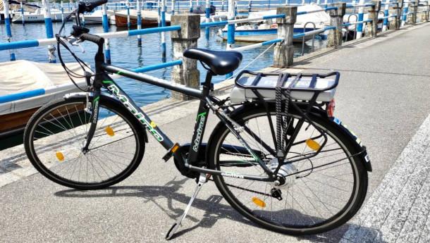Noleggio biciclette a Lovere - Via delle Baracche, 6