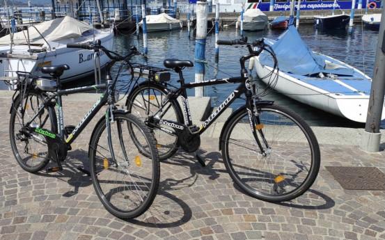 Noleggio biciclette ad Iseo - Via XX Settembre, 5