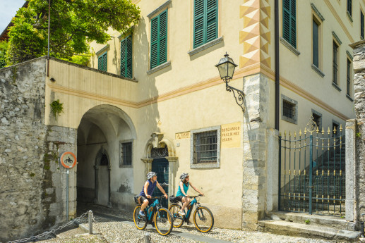 E-bike Classic Lake Como Villages with a Local Touch