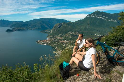 Tour Menaggio's Most Magical Lake Views in E-bike
