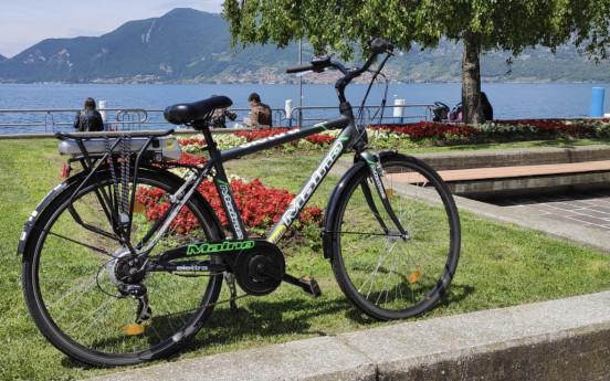 Noleggio biciclette a Sale Marasino - Piazza Marini, 65