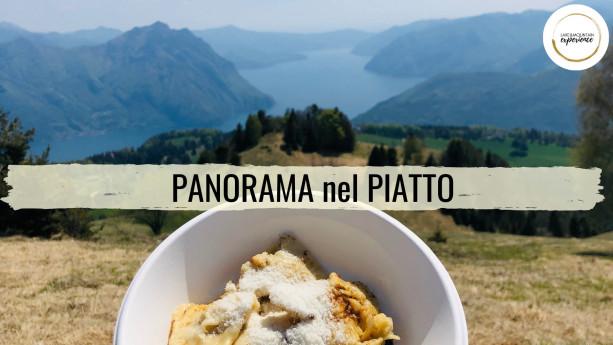Panorama nel piatto