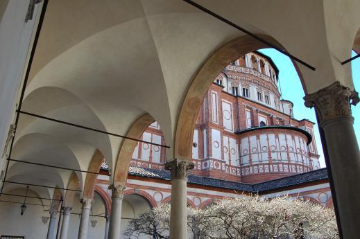 Leonardo a Milano: Cenacolo e Santa Maria delle Grazie