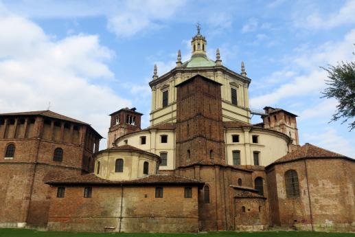 Chiese e Navigli in Porta Ticinese